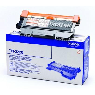 Toner Brother TN-2220, černý