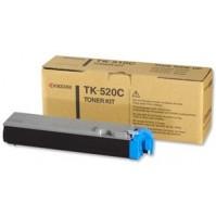 Toner Kyocera TK-520C azurový