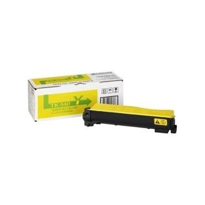 Toner Kyocera TK-540Y žlutá