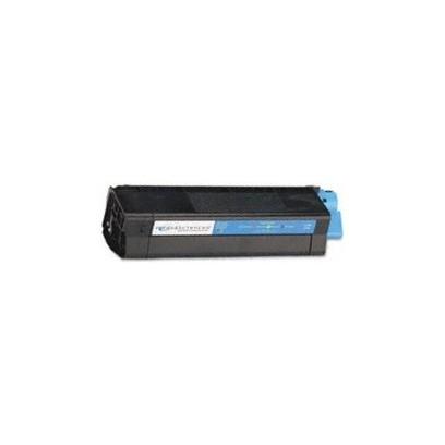 kompatibilní toner OKI C5100, C5200, C5300, C5400 azurový