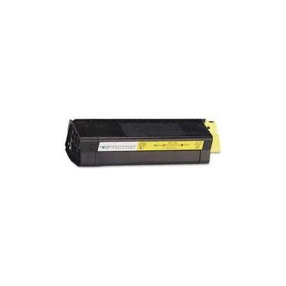 kompatibilní toner OKI C5100, C5200, C5300, C5400 žlutý