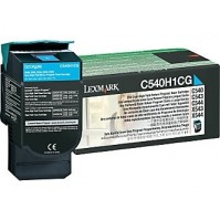 Lexmark C540A1CG azurový