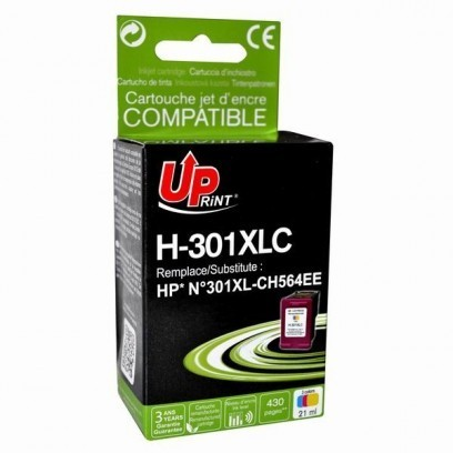 Cartridge do HP DeskJet 3750 barevná velká kompatibilní