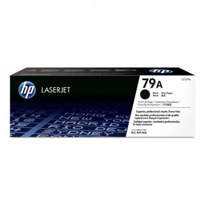 Toner do HP LaserJet Pro M12a černý
