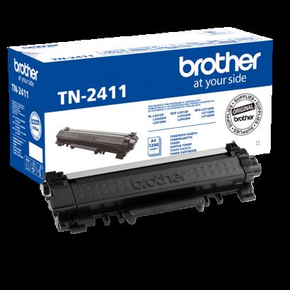 Toner pro tiskárnu Brother DCP-L2552DW černý