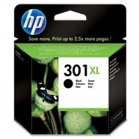 HP 301XL, HP CH563EE černá (480 stran)