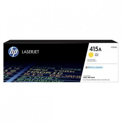 Toner HP 415A, HP W2032A žlutý