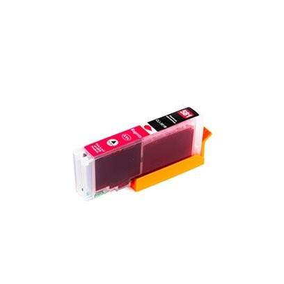 Kompatibilní Canon CLI-581XXL červená