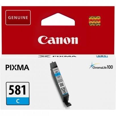 Canon CLI-581C modrá