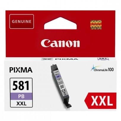 Canon CLI-581PBXXL foto modrá