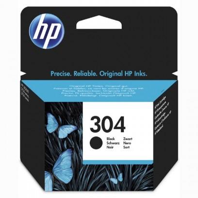 HP 304, HP N9K06AE černá