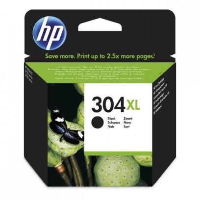 HP 304XL, HP N9K08AE černá