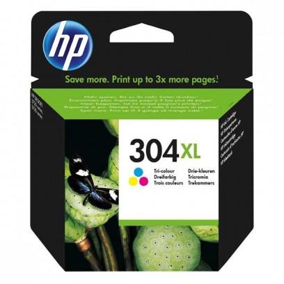 HP 304XL, HP N9K07AE barevná
