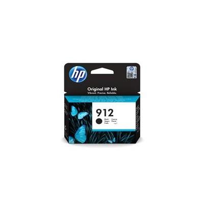HP 912, HP 3YL80AE černá