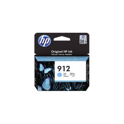 HP 912, HP 3YL77AE modrá