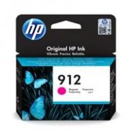 HP 912, HP 3YL78AE červená