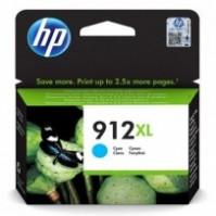 HP 912XL, HP 3YL81AE modrá
