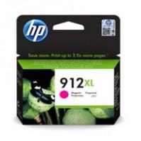 HP 912XL, HP 3YL82AE červená