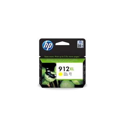 HP 912XL, HP 3YL83AE žlutá