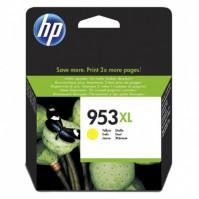 HP 953XL, HP F6U18AE žlutá