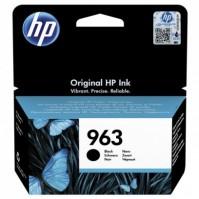 HP 963, HP 3JA26AE černá