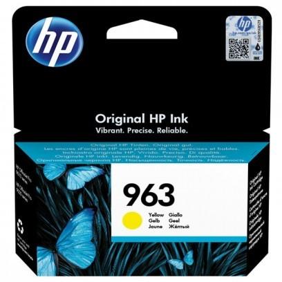 HP 963, HP 3JA25AE žlutá