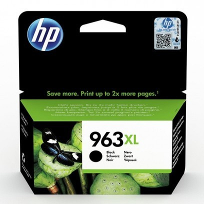 HP 963XL, HP 3JA30AE černá