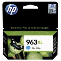 HP 963XL, HP 3JA27AE modrá