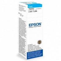 Originální Epson T6642 modrá