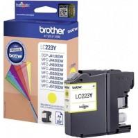 Brother LC-223Y žlutá