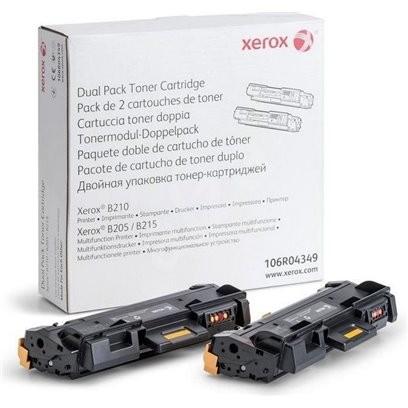 Zvýhodněná sada 2 ks toner Xerox 106R04348 (106R04349) černý