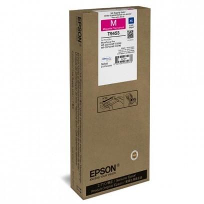 Originální Epson T9453 červená