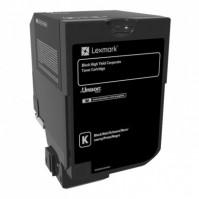 Lexmark 74C2SKE černý (7000 stran)