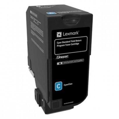 Lexmark 74C2SCE modrý (7000 stran)