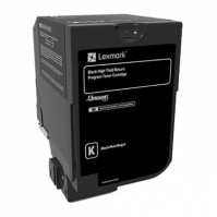 Lexmark 74C2HK0 černý (20000 stran)