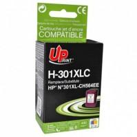 Kompatibilní HP 301XL barevná, HP CH564EE (880 stran)