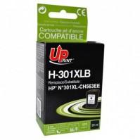 Kompatibilní HP 301XL černá, HP CH562EE (960 stran)