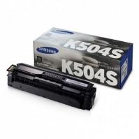 Toner Samsung CLT-K504S černá