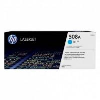 Toner HP 508A, HP CF361A modrý