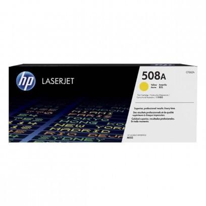 Toner HP 508A, HP CF362A žlutý