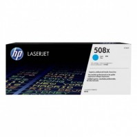 Toner HP 508X, HP CF361X modrý