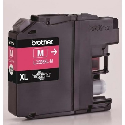 Brother LC-525XLM purpurová