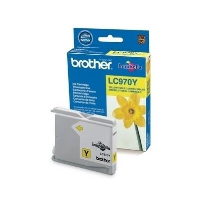 Brother LC-970Y žlutá