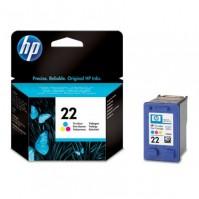 Originální HP 22 (150stran)