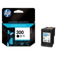 HP 300 černá originální