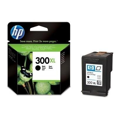 HP 300XL černá originální