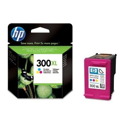 HP 300XL barevná originální