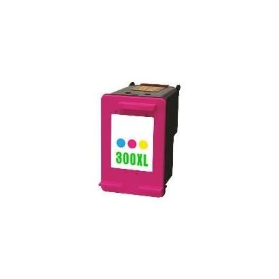 HP 300XL barevná kompatibilní