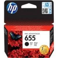 HP 655, HP CZ109AE černá
