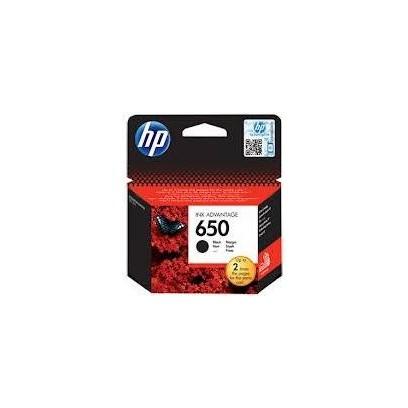 HP 650, HP CZ101AE černá